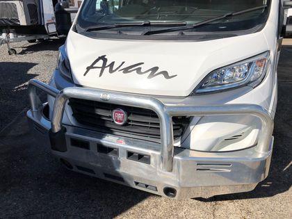 2015 Avan Ovation M4 C Class Titanium Series