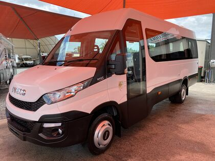 2018 Iveco Daily Minibus