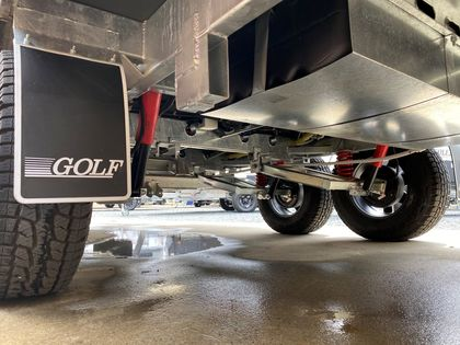 Golf Savannah Maxxi 584 Slide Out