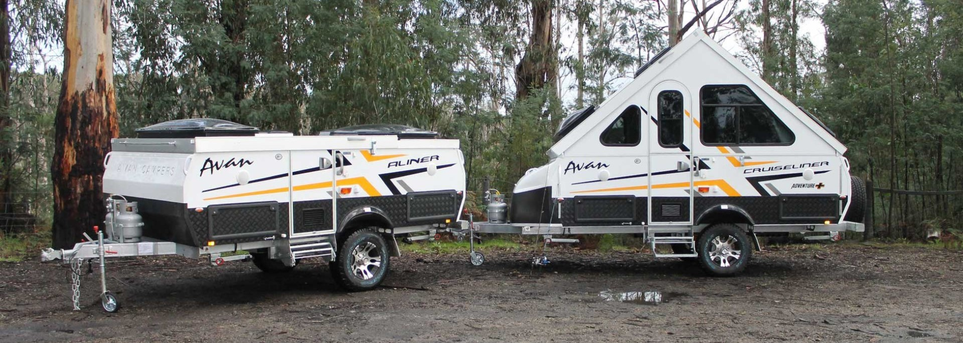Campers Caravans & Motorhomes for everyone